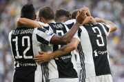 Klasemen Liga Italia 2017-2018 Pekan Ke-1, Duo Milan dan Juventus Berebut Posisi Puncak