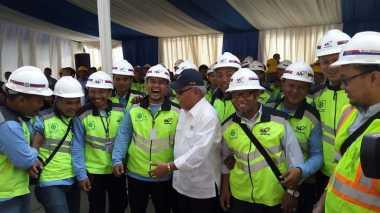 \Wih, Menteri PUPR Targetkan 500.000 Pekerja Konstruksi Bersertifikat hingga Akhir Tahun\