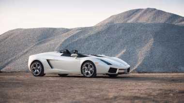 Hanya 1 Unit di Dunia, Supercar Lamborghini Ini Terjual Rp17,3 M