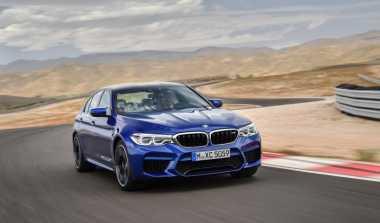 Debut Internasional, Sedan Sport BMW Pesaing Mercedes-AMG E63 S Ini Berkekuatan 591 Tenaga Kuda