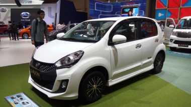 778 Mobil Laku, Sigra & Xenia Antar Daihatsu Lampaui Target Penjualan di GIIAS