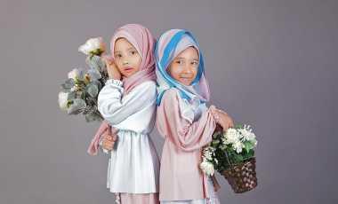 4 Langkah Jitu Memilih Hijab untuk Anak-Anak! Salah Satunya Pilih Warna-Warna Cerah