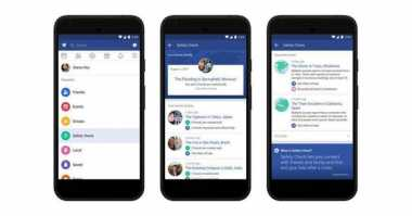 Mantap! Facebook Permanenkan Fitur Safety Check
