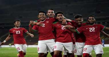 Wow! Babak Pertama Usai, Netizen 'Bakar' Semangat Timnas Indonesia saat Meladeni Vietnam