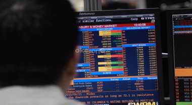 \Waduh, Rupiah Sukses Menguat 0,3% ke Rp13.309 per USD\