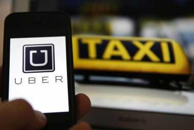\Tarif Taksi Online Batal Diatur, Organda: Kita Akan Lakukan Kajian\