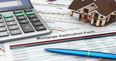 \Dorong Pertumbuhan Kredit, BI Kaji DP Rumah dan Motor\