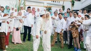 Biar Yakin, Haykal Kamil Tunggu Kehamilan Istri Hingga 4 Bulan