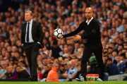 Manchester City Nyaris Kalah di Tangan Everton, Guardiola: Kami Pantang Menyerah