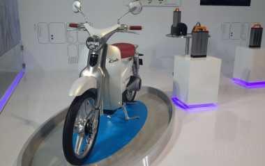 Tolak Insentif Pajak Motor Listrik, Dirjen Kemenperin: Tidak Tepat Motor CBU Dapat Fasilitas