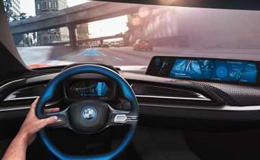Demi Mobil Tanpa Sopir, BMW, Intel & FCA Bersatu