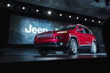 Perusahaan China Ngebet Beli Merek Jeep, FCA: Tidak Ada Pendekatan