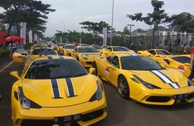 Ada Artis Tunggak Pajak Ferrari 5 Tahun, Kepala BPRD: Sibuk, Mereka Khilaf