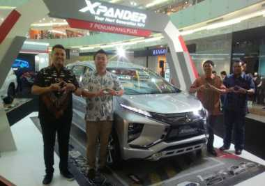 Sapa Warga Surabaya, Mitsubishi Xpander Sudah Dipesan 782 Unit