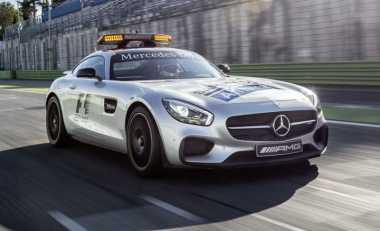 Safety Car Balap Formula 1 Bakal Melaju Tanpa Sopir, Kenapa Tidak?