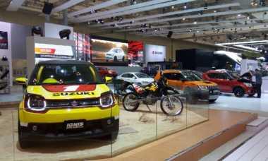 Targetkan Jual 700 Mobil di GIIAS, Nyatanya Suzuki Memperoleh Lebih
