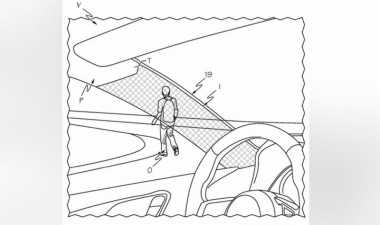 TOP AUTOS: Pilar Mobil Tembus Pandang, Inovasi untuk Cegah Kecelakaan Pejalan Kaki