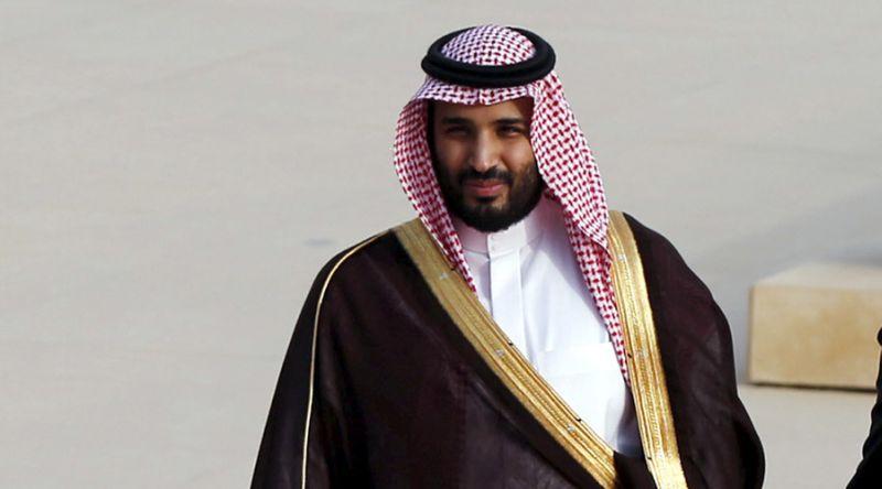 Mantap! Putra Mahkota Arab Saudi Bahas Perdamaian Palestina Bersama Pejabat AS