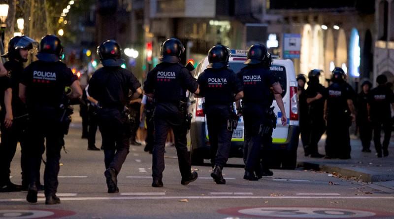 Tok! Dua Pelaku Teror Barcelona Divonis Penjara, Seorang Tersangka Dibebaskan