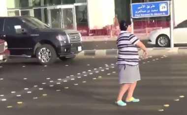 VIDEO: Gara-Gara Joget Macarena di Tengah Jalan, Remaja Arab Saudi Diciduk Aparat