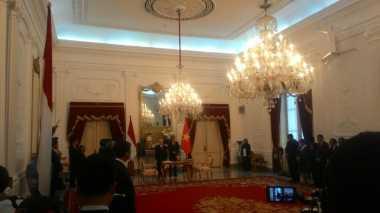 \Sederet Kerjasama Jokowi dengan Partai Komunis Vietnam, Termasuk Sektor Ekonomi!\