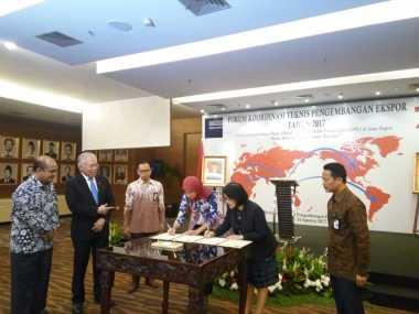 \Persaingan Dagang Internasional Ketat, Indonesia Jangan Berpuas dengan Surplus!\