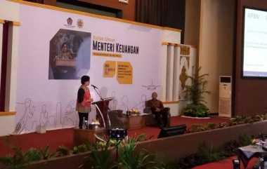 \BUSINESS HITS: Sri Mulyani Ingatkan Mahasiswa UGM Pentingnya APBN bagi Indonesia\