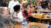 Menkeu Puji Ponggok, Desa yang Seluruh Masyarakatnya Punya ATM
