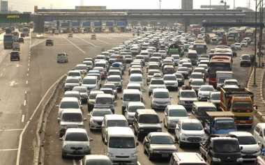 \Intip Strategi 2 Menteri Jokowi Atasi Kemacetan saat Libur Idul Adha\