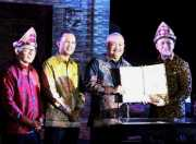 Konsisten Gelar Festival Sriwijaya, Palembang Optimis Pariwisata Lokal Maju