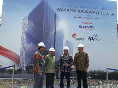 Dibangun di Jakarta Timur, Waskita Rajawali Tower Bakal Habiskan Rp600 Miliar