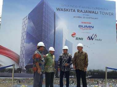 \Dibangun di Jakarta Timur, Waskita Rajawali Tower Bakal Habiskan Rp600 Miliar\