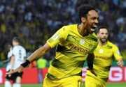 Demi Perbaiki Karier, Aubameyang Bertekad Hengkang dari Dortmund