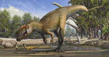 Ternyata! Ini Alasannya Dinosaurus Punah Puluhan Juta Tahun yang Lalu
