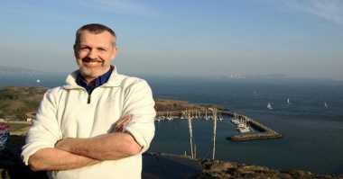 OKEZONE STORY: Keren! Sempat Dipecat, Lars Rasmussen Gebrak Dunia Berkat Google Maps