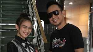 LIVE DAHSYAT: Denny Cagur <i>Ngebet</i> Ikut Drama Musikal di Puncak HUT RCTI