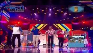 HUT RCTI 28: Rizky Febian Bangga Bisa Ikut Meriahkan Drama Musikal Celebration Anniversary
