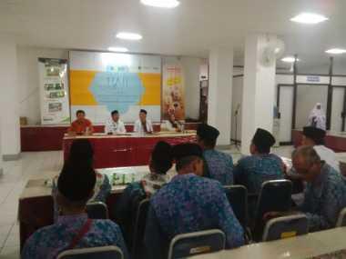 Peduli Keselamatan dan Kesehatan Calon Jamaah Haji, Sindo Weekly Gelar Edukasi di Asrama Haji Donohudan