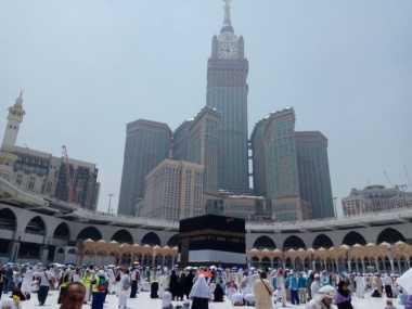 Banyak yang Tersesat, DPD Usulkan Teknologi Pendeteksi Jamaah Haji
