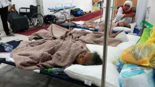 Duh, 30 Jamaah Haji Diare Diduga karena Keracunan Makanan