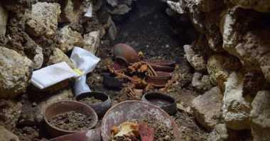 Peneliti Temukan Makam 'Dewa Raja' Zaman Maya Kuno, Ini Wujudnya!