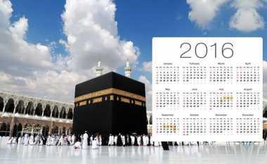 TAHUN BARU ISLAM: Sudah Tahu Belum, Ternyata Arab Saudi Sudah Tak Gunakan Penanggalan Hijriah sejak 2016, Lho!