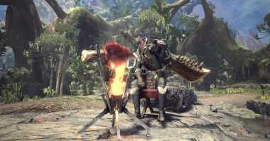 Seru! Game Monster Hunter: World Bakal Meluncur ke Xbox One