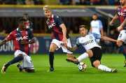 Hasil Pertandingan Liga Italia Semalam: Inter Bermain Imbang Kontra Bologna