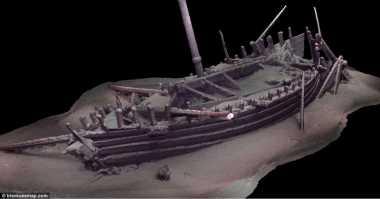 Peneliti Temukan Kapal Karang Berusia Ribuan Tahun yang Masih Utuh, Ini Buktinya!