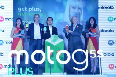 Perkuat Daya Saing di Pasar Indonesia, Motorola Perkenalkan Seri Terbaru