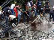 Tewaskan Lebih dari 200 Orang, Gempa Meksiko Picu Ketakutan Baru