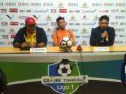 Borneo FC Kalah 1-2 dari Bhayangkara, Iwan Setiawan Kritik Wasit