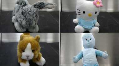 So Sweet! Bandara Glasgow Sediakan Layanan bagi Anak-Anak yang Kehilangan Boneka