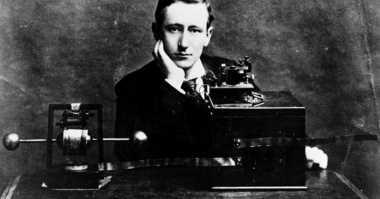 OKEZONE STORY: Guglielmo Marconi, Anak Orang Kaya yang Menemukan Teknologi Radio